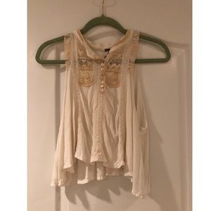Free People tank *NEW! NEVER WORN!*
